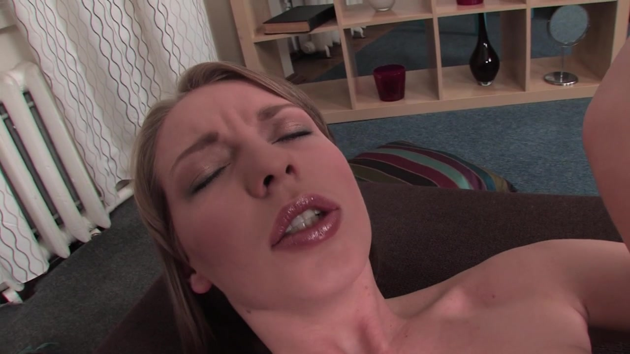 Lucie is one of those babes that are crazy passionate in bed, and don't mind pushing their limits in rough fucking experiences.
