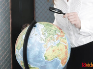 Geography and BALLS DEEP ASSHOLE