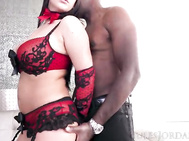 Jules Jordan -   Angela White Sets A BOOBY Trap For Mandingo