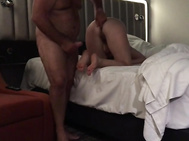 She is insane of asshole at motel