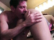 Teeny Daughter caught Fucking Daddy