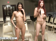 HAZE HER - Petite Espana Veronica Rodriguez Wants To Join A Sorority