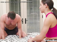 Abella Danger and her bizarre roommate