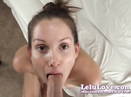 I suck YOUR cock until you sperm in my mouth for me to swallow...