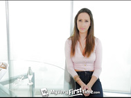 MyVeryFirstTime - Unused uncensored version - Maddy Rose first gang bang