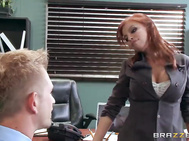 Brazzers - Brittany Amber Loves asshole