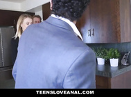TeensLoveAnal - Natalia Starr Offers Her Backside For Promotion
