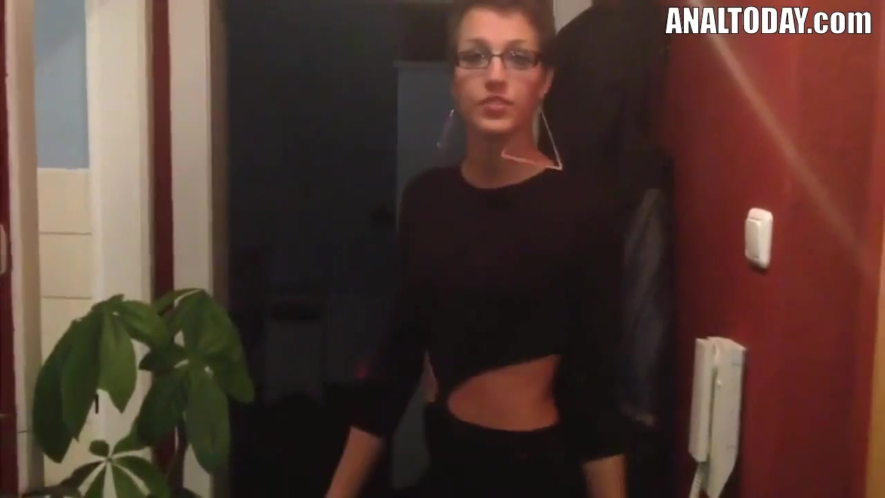 Anus Sex With Brief Haired Sexy German Chick