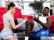 Babes - Ebony is Better - (Kristen Scott) - Bouncy Ball