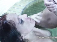 Raunchy MILF Helen takes it in the arsehole