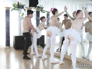 Teenager student anus party and russian home novice gangbang Ballerinas
