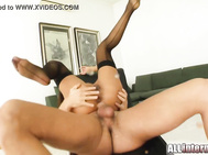 All Inner Female Ejaculation surprise as she's fucked in the backside