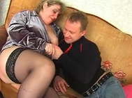 Russian Wife Strap-On 8