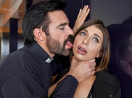 TOUGHLOVEX Ivy Lebelle Coarse Sex with a Priest