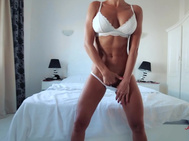 Fitness MILF with Hot Body Fucked in Anus Doggy Style