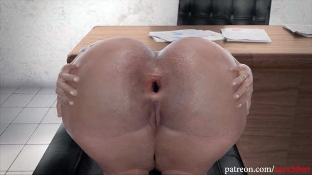 Sex Machine in the Office