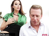 Glamorous Business Woman Arsehole Fucked Following Hours - Chanel Preston