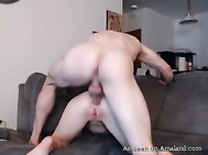 blonde chick banged deep and jizzed in her aass 0