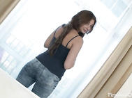 Mila Noir wants her first time anal experience and her mind is set on it.